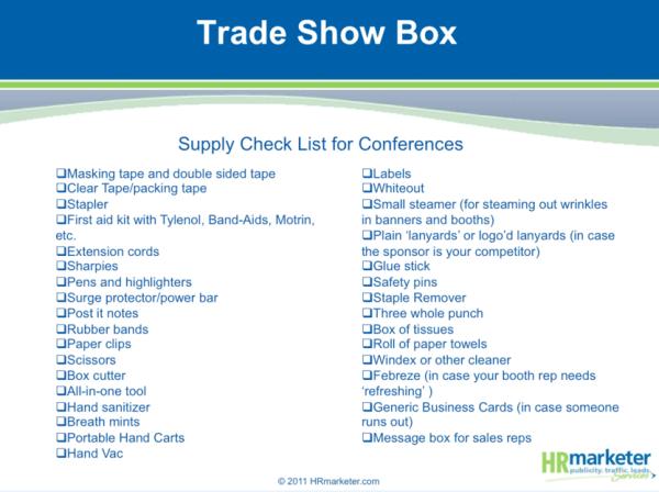 trade show exhibit tips exhibit blog trade show advice