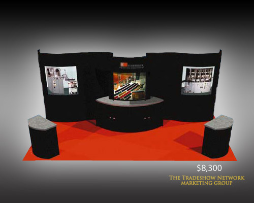Used Trade Show Booth