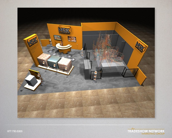 rental exhibit design