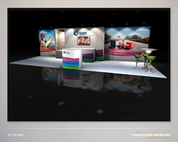 10x30 rental exhibit