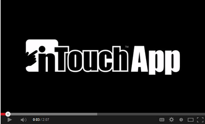 trade show marketing ipad application