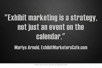 exhibit marketing