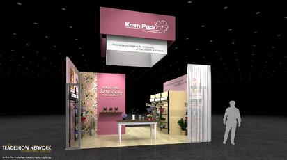 20x20 trade show exhibit - #ttnmgblog