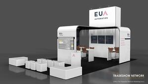 20x30 rental trade show booth