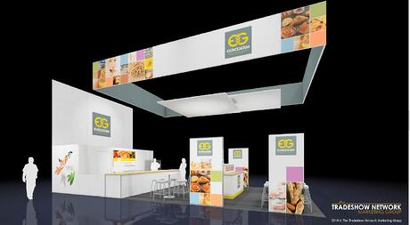 20x30 Rental Booth - The Tradeshow Network