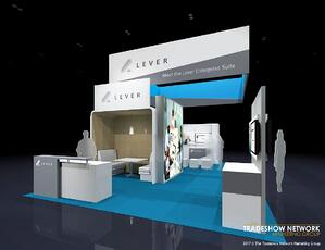 island booth - the tradeshow network