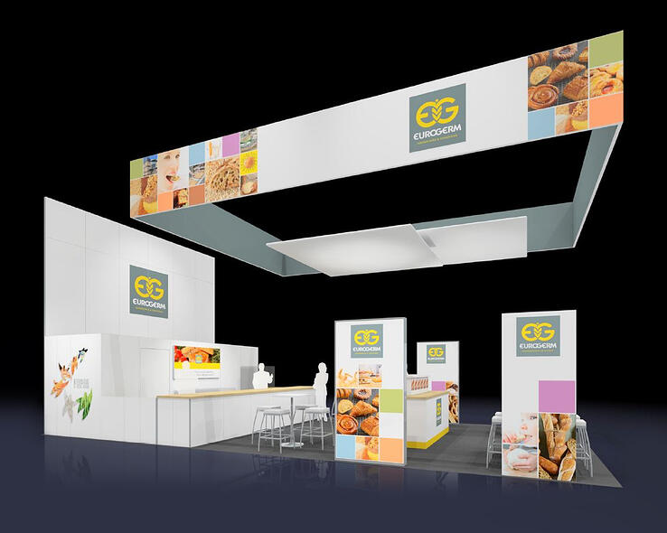 Rental Trade Show Booth