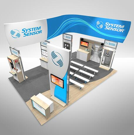 Rental trade show exhibits