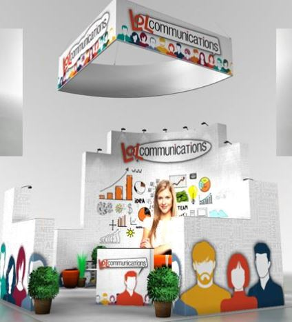 TRADE SHOW DISPLAY FROM THE TRADESHOW NETWORK