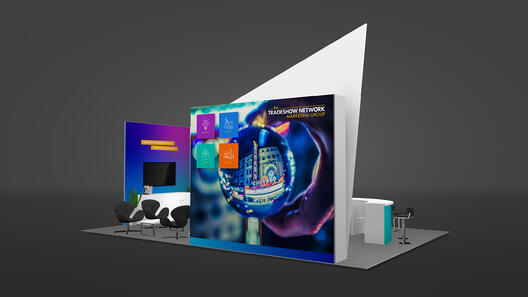 20x30 rental booth
