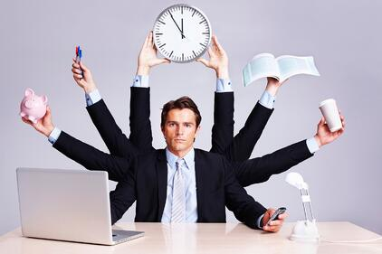 tradeshow planning productivity
