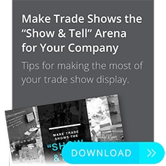 tradeshow show and tell