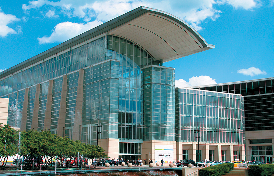mccormick place chicago center illinois convention conventional wisdom main