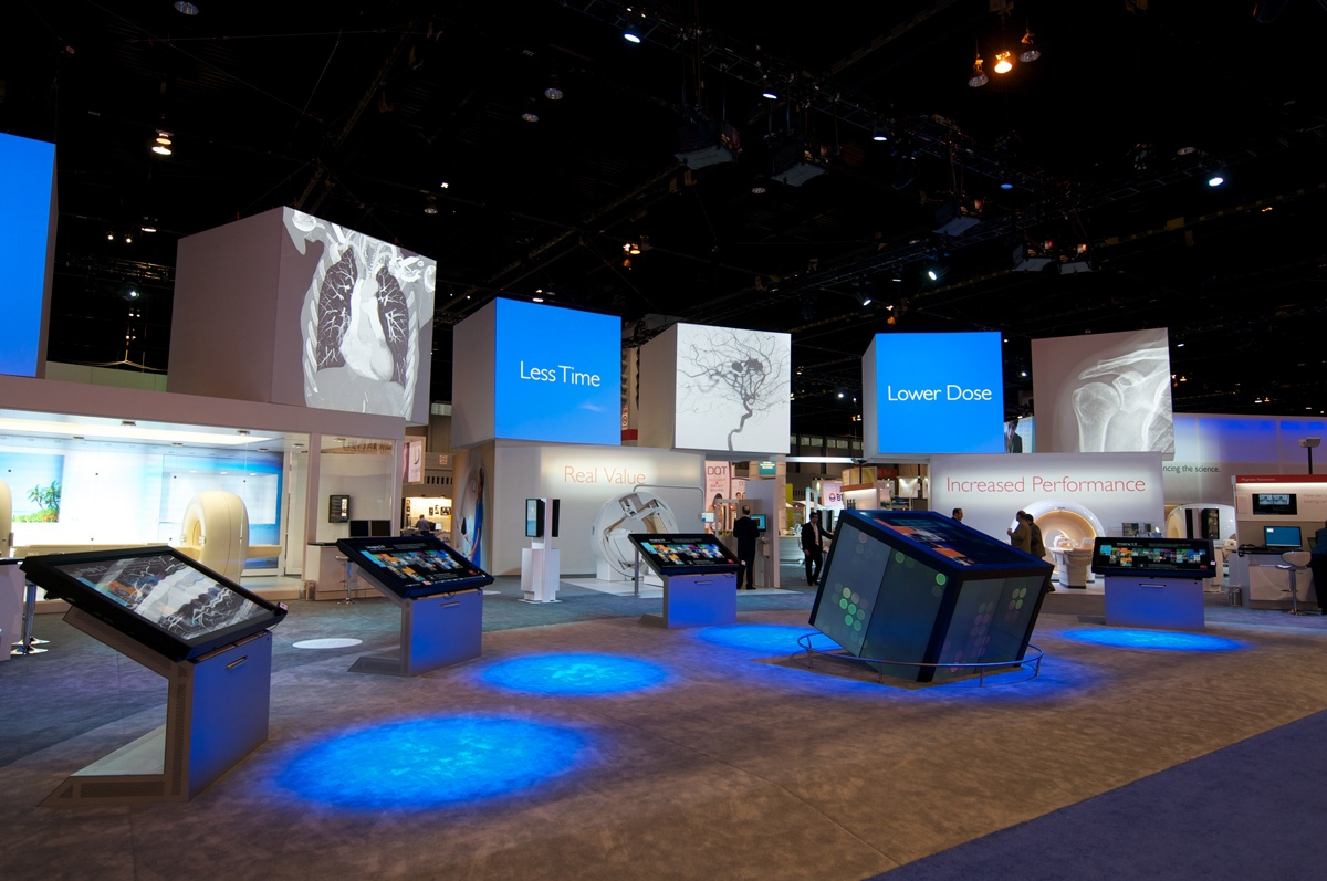 Exhibition Stand Management : Trade show exhibit tips advice